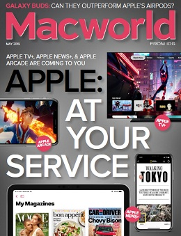 Macworld USA May 2019