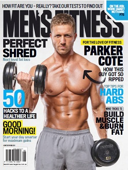 Australian Men's Fitness June 2019