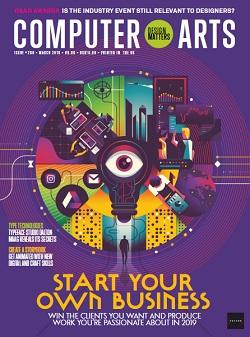 Computer Arts March 2019