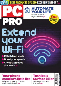 PC Pro April 2019