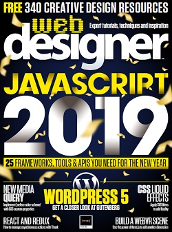 Web Designer UK February 2019