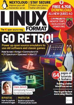 Linux Format UK April 2019
