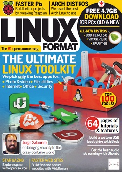 Linux Format UK February 2019