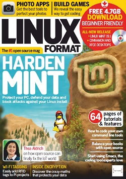 Linux Format UK March 2019
