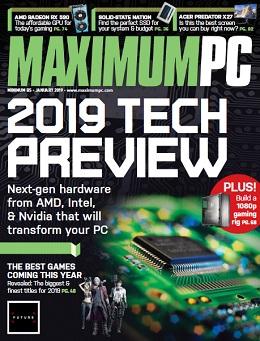 Maximum PC January 2019