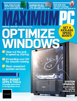 Maximum PC March 2019